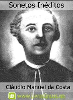 Sonetos Inéditos - Cláudio Manuel da Costa