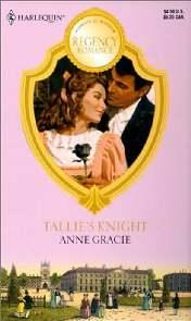 O Cavaleiro e a Dama (Tallies Knight) - Anne Gracie