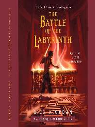 A Batalha Do Labirinto (The Battle of the Labyrinth) - Rick Riordan