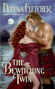 O Rapto da Gêmea (The Bewitching Twin) - Donna Fletcher