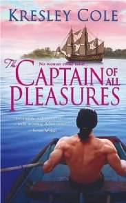 O Capitão do Prazer (The Captain of All Pleasures) - Kresley Cole