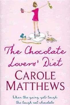 A Dieta das Chocólatras - Carole Matthews