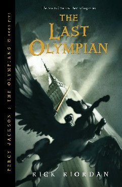 O Último Olimpiano (The Last Olympian) - Rick Riordan