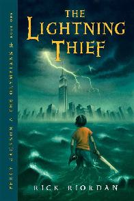 O Ladrão de Raios (The Lightning Thief) - Rick Riordan