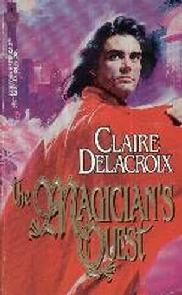 Mágica do Amor (The Magicians Quest) - Claire Delacroix