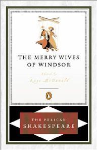As Alegres Senhoras de Windsor (The Merry Wives of Windsor) - William Shakespeare