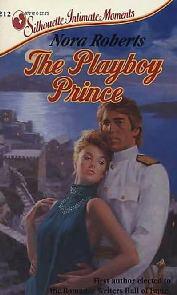 O Príncipe PlayBoy (The Playboy Prince) - Nora Roberts