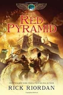 A Pirâmide Vermelha - Rick Riordan