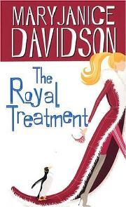 Rebelde e Apaixonada (Royal Treatment) - Mary Janice Davidson