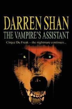 Assistente de Vampiro (The Vampires Assistant) - Darren Shan