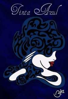 Tinta Azul - Brizz Briseira