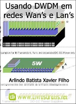 Usando DWDM em redes Wan s e Lan s