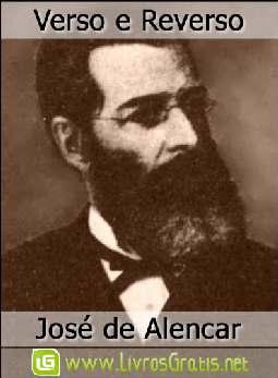 Verso e Reverso - Jose de Alencar