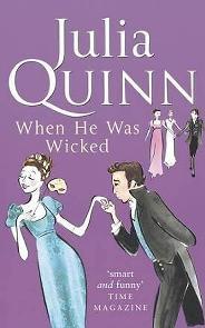 O Coração de uma Bridgerton (When He Was Wicked) - Julia Quinn
